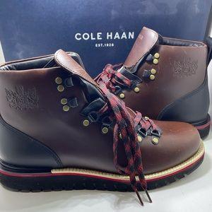BNIB Cole Haan ZerogGrand Expl Hiking Boot